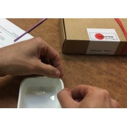 Kit Kintsugi nova-reparar ceramica con oro