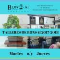 Talleres de Bonsai 2017-2018