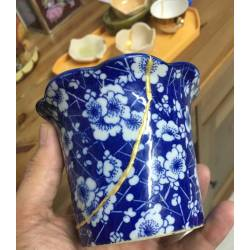 Imagén: Kit Kintsugi nova-reparar ceramica con oro