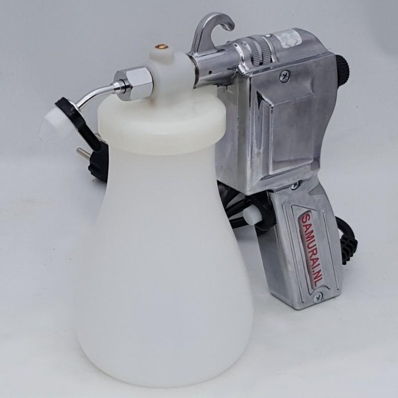 pistola agua presion tratamiento bonsais