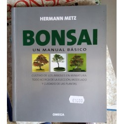 Bonsai. Manual basico de Hermann Metz