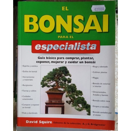 El bonsai de David Squire