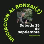 CURSOS y TALLERES BONSAI 2021-2022